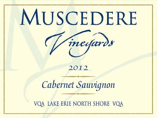 Muscedere Vineyards Cabernet Sauvignon