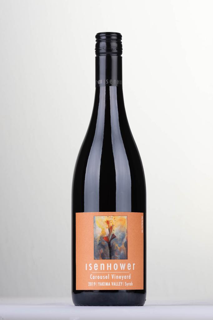 Isenhower Cellars Carousel Syrah Bottle Preview