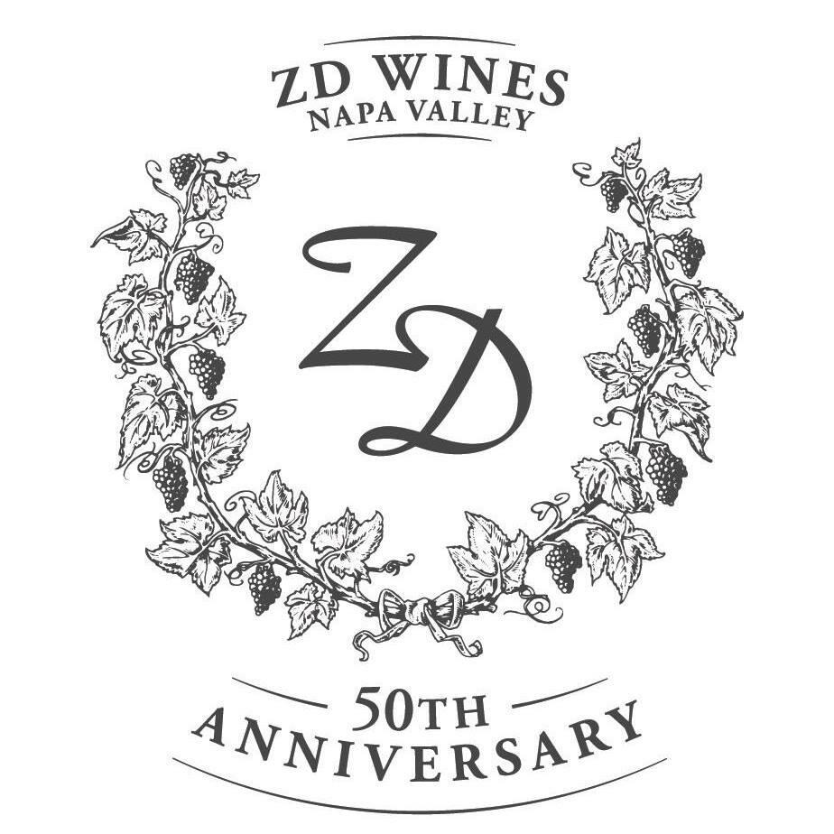 ZD Wines Logo