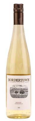 Bordertown Vineyards & Estate Winery Riesling