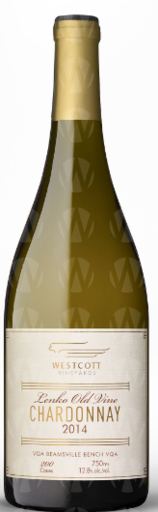 Westcott Ridge Winery Lenko Old Vines Chardonnay