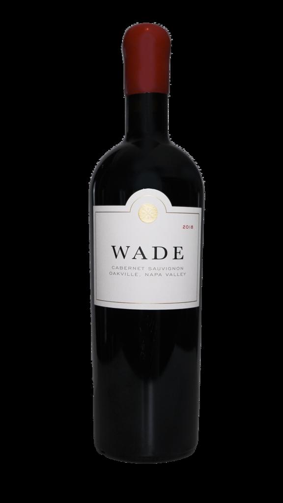 Wade Cellars Oakville Cabernet Sauvignon Bottle Preview