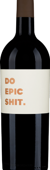 Browne Family Vineyards Do Epic Shit Red Blend Bottle Preview