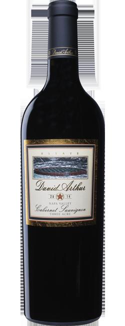 David Arthur Vineyards Three Acre Bottle Preview