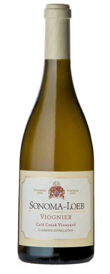 Sonoma-Loeb Wines Viognier, Cold Creek Vineyard Bottle Preview