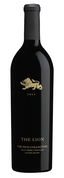 The Lion Bottle