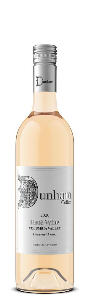 Dunham Cellars Rosé of Cabernet Franc Bottle Preview