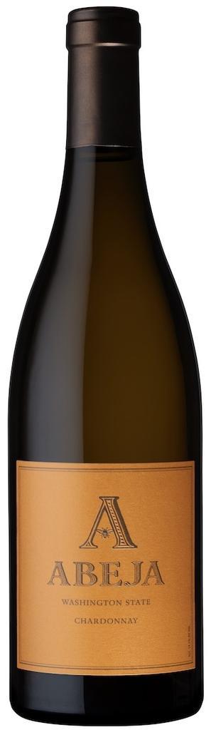 Abeja Chardonnay, Washington State Bottle Preview