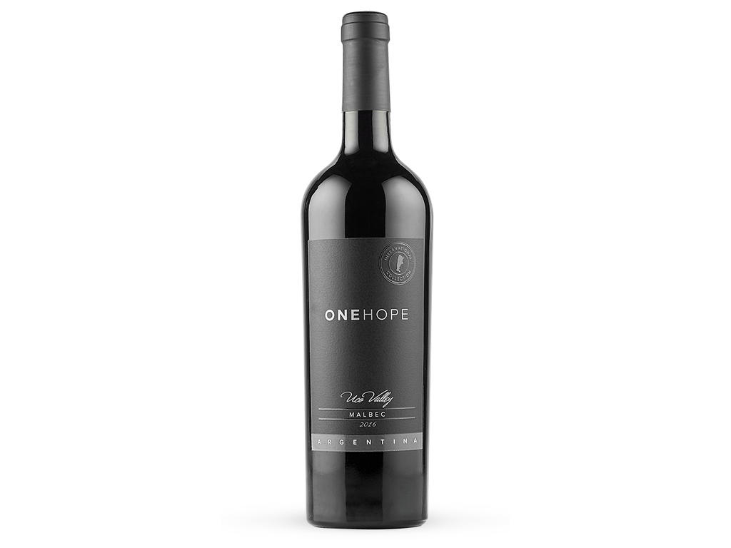 ONEHOPE Uco Valley Malbec Bottle Preview