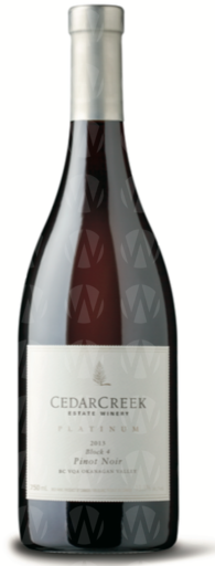 CedarCreek Estate Winery Platinum Block 4 Pinot Noir