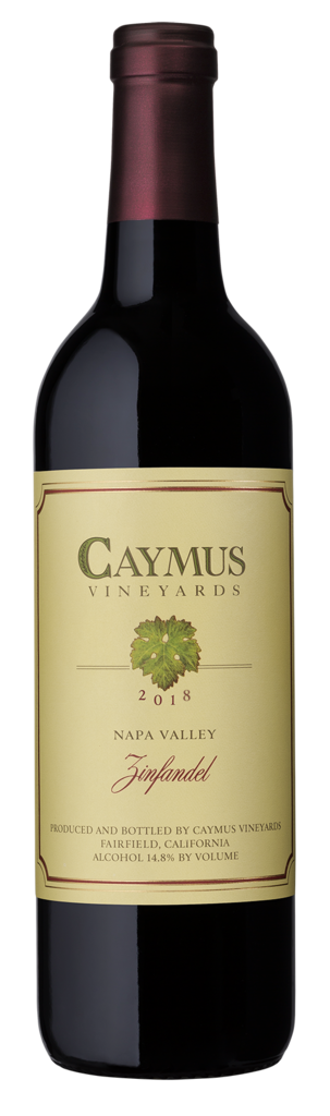 Caymus Vineyards Caymus Zinfandel Bottle Preview