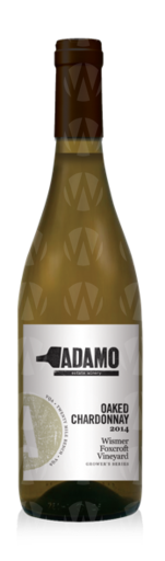 Adamo Estate Winery Foxcroft Oaked Chardonnay