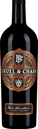 Browne Family Vineyards Skull & Chain Red Mountain Cabernet Sauvignon Bottle Preview