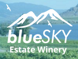 Blue Sky Estate Winery Logo