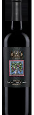 Robert Biale Vineyards Southern Trail Zinfandel Bottle Preview
