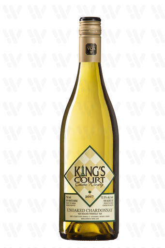 King's Court Estate Winery Unoaked Chardonnay