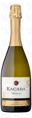 Kacaba Vineyards and Winery Effervescence Sparkling Brut