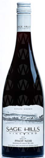 Sage Hills Vineyard Pinot Noir