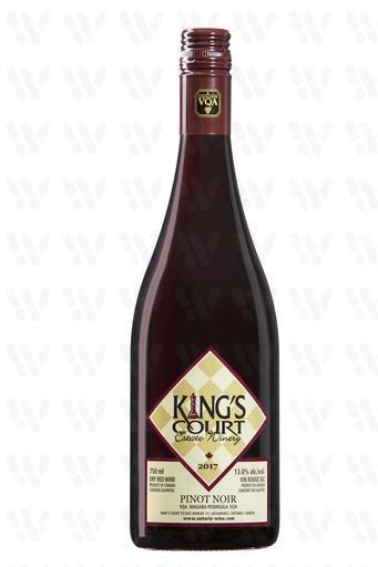 King's Court Estate Winery Pinot Noir