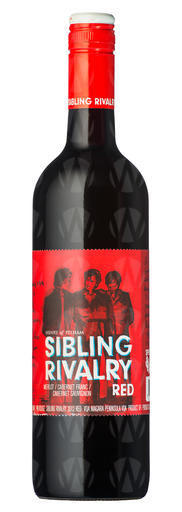 Henry of Pelham Family Estate Winery Sibling Rivalry Red
