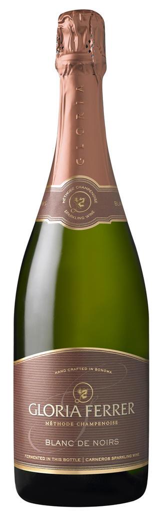 Gloria Ferrer Non-vintage Sparkling Wines Blanc de Noirs Bottle Preview