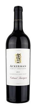 Ackerman Family Vineyards Coombsville Cabernet Sauvignon Bottle Preview