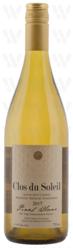 Winemaker's Series Winemaker's Middle Bench Vineyard Pinot Blanc