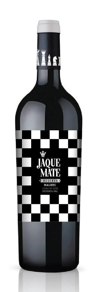 Bodegas y Viñedos Sanchez S.A. JAQUE MATE RESERVE MALBEC Bottle Preview