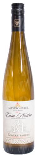 Mastronardi Estate Winery Casa Nostra Series Gewurztraminer