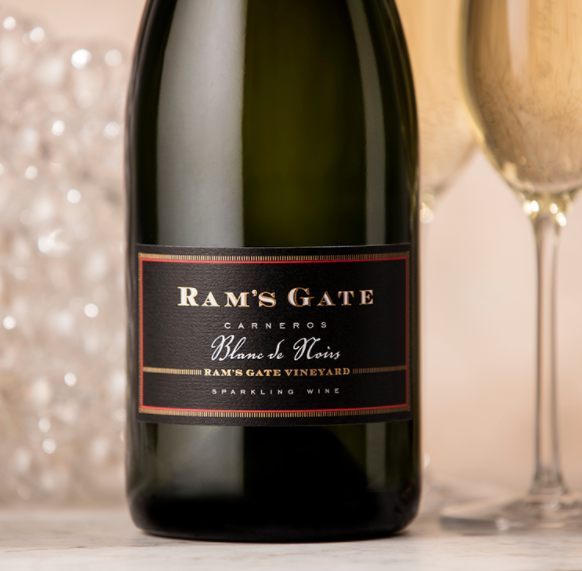 Ram's Gate Winery Estate Blanc De Noirs Bottle Preview