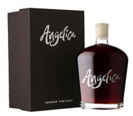 Swanson Vineyards Angelica Bottle Preview