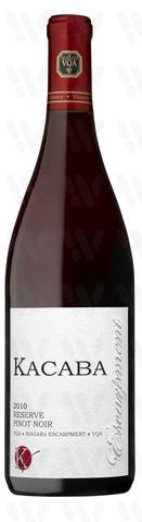 Kacaba Vineyards and Winery Reserve Pinot Noir