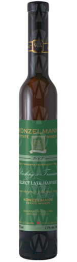 Konzelmann Estate Winery Riesling Traminer Select Late Harvest