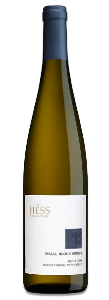 The Hess Collection Winery Mount Veeder Pinot Gris Bottle Preview