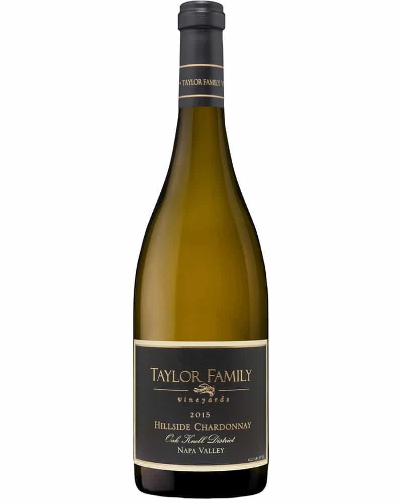 Taylor Family Vineyards Hillside Chardonnay Bottle Preview