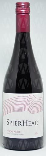 SpearHead Winery Pinot Noir