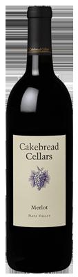 Cakebread Cellars Merlot Napa Valley Bottle Preview