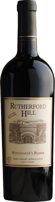 Rutherford Hill Winery Winemakers Blend Bottle Preview