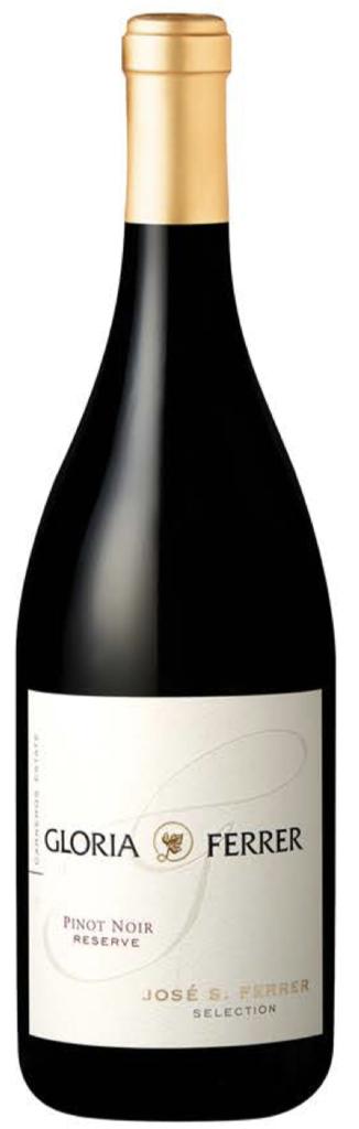 Gloria Ferrer Estate Varietals José S. Ferrer Selection Pinot Noir Bottle Preview