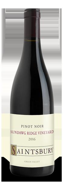 Calera Clone Sundawg Ridge Pinot Noir Bottle