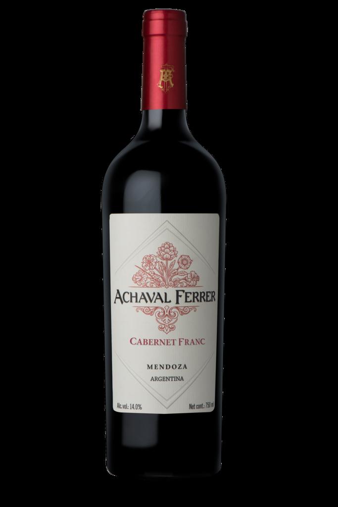 Cabernet Franc Mendoza Bottle