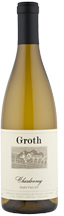 Groth Vineyards & Winery Chardonnay, Hillview Vineyard, Napa Valley Bottle Preview