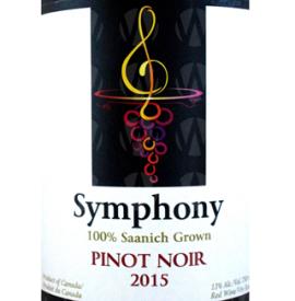 Symphony Vineyard Pinot Noir