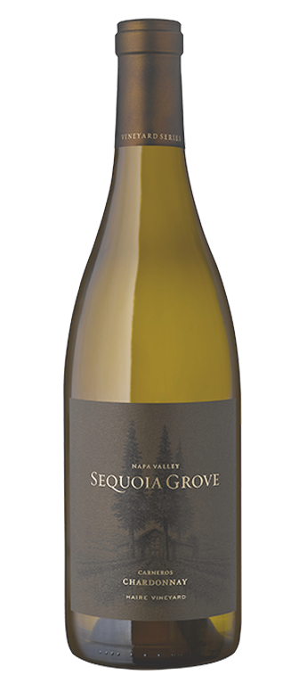 Sequoia Grove Winery Haire Vineyard Chardonnay Bottle Preview