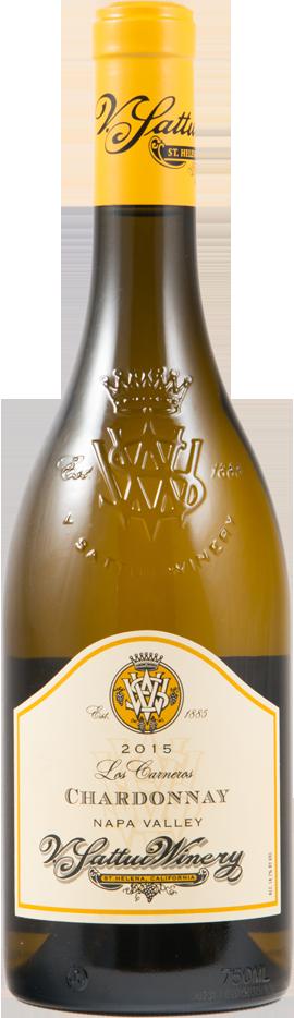 V. Sattui Winery Los Carneros Chardonnay Bottle Preview