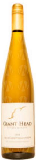 Giant Head Estate Winery Gewurztraminer