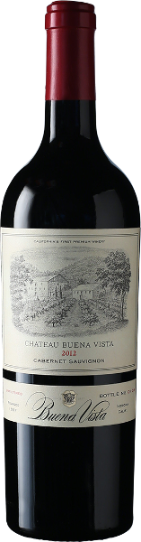 Buena Vista Winery Chateau Buena Vista Grand Reserve Bottle Preview