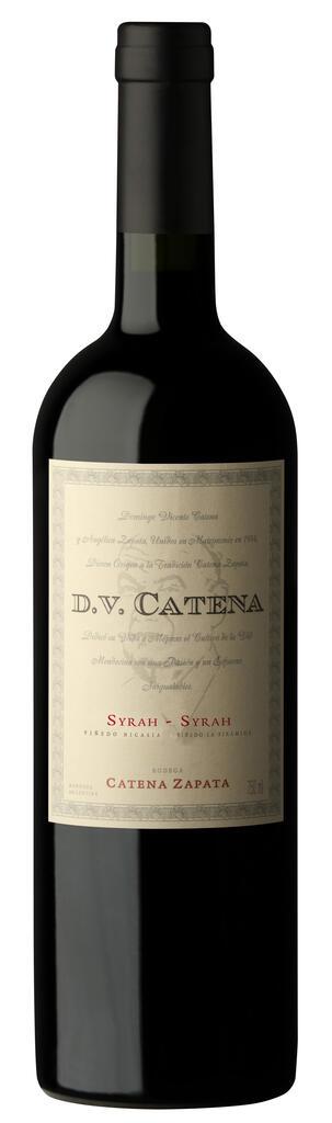 DV Catena Syrah-Syrah Bottle