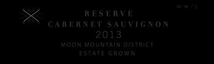 Korbin Kameron Reserve Cabernet Sauvignon Bottle Preview