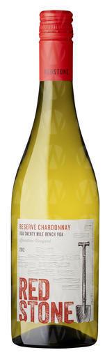 Redstone Winery Chardonnay - Reserve